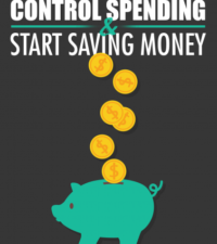 Control Spending And Start Saving Money