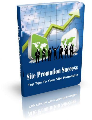 Site Promotion Success