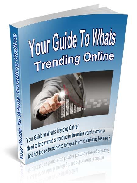 Whats Trending Online