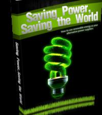 Saving Power Saving The World