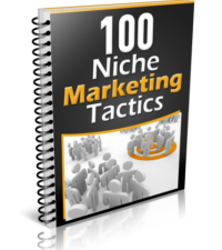 100 Niche Marketing Tactics