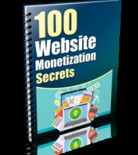 100WebsiteMonetizationSecrets