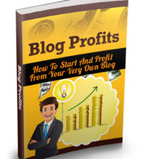 Blog Profits Guide