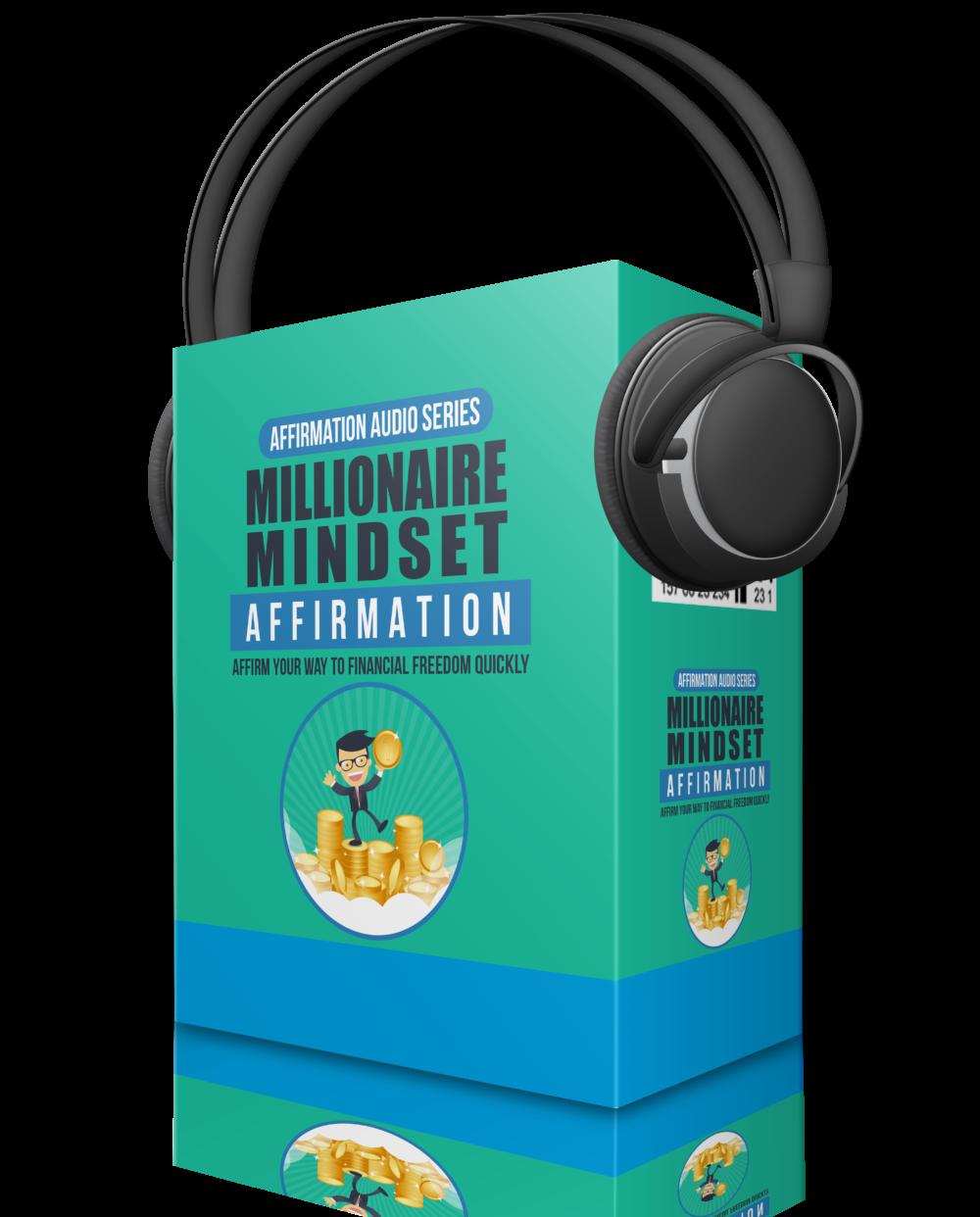Millionaire Mindset Affirmation Audio Pack